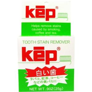 ケップ 粉歯磨き スペアミント 25g×【6個セット】