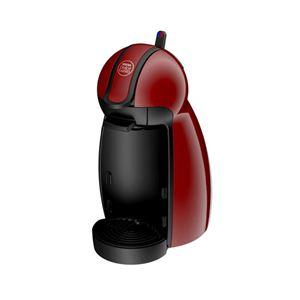 Nestle(ネスレ) ホームバリスタシステム NESCAFE Dolce Gusto(ネスカフェ ドルチェグスト) Piccolo Premium(ピッコロ プレミアム) MD9744PR ワインレッド 【エスプレッソマシーン】