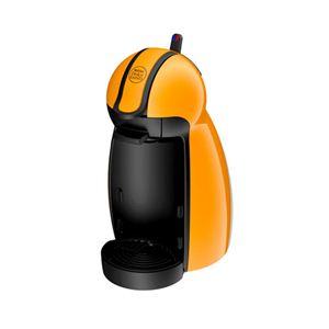 Nestle(ネスレ) ホームバリスタシステム NESCAFE Dolce Gusto(ネスカフェ ドルチェグスト) Piccolo Premium(ピッコロ プレミアム) MD9744PO バーントオレンジ 【エスプレッソマシーン】 - 拡大画像
