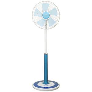 TOYOTOMI(トヨトミ) ハイポジション扇風機 FS-300BHR(A) ブルー - 拡大画像