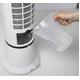 AL COLLE(アルコレ) Aqua Cool Fan 冷風扇 ACF-201/W - 縮小画像3