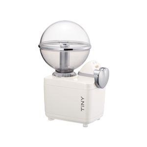 KOIZUMI(コイズミ) TiNY アロマ対応パーソナル加湿器 ホワイト KHM1011W - 拡大画像