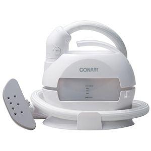 CONAIR(コンエアー) 強力スチームアイロン ガーメントスチーマーミニ GS61WJ - 拡大画像