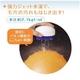 KOIZUMI(コイズミ) パルス頭皮洗浄器 BeatSpa(ビート スパ) KTH-1000/W - 縮小画像4