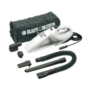 BLACK&DECKER(ブラック・アンド・デッカー) 自動車用クリーナー サイクロン方式カーバック(シガーソケット専用) Z-ACV1205