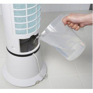 AL COLLE(アルコレ) Acqua Cool Fan(アクアクールファン) 冷風扇 ACF-205/W