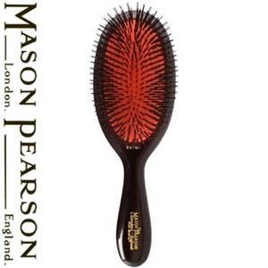 MASON PEARSON(メイソンピアソン) 猪毛ブラシ エクストラスモールブリッスル 【正規輸入品】 - 拡大画像