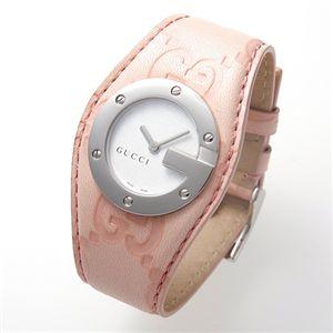 <font size=3>超激安!腕時計 GUCCI(グッチ) バンドゥーコレクション YA104537/ピンクGG</font>