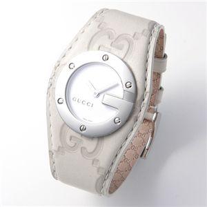 <font size=3>超激安!腕時計 GUCCI(グッチ) バンドゥーコレクション YA104540/ホワイトGG</font>