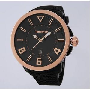 TENDENCE(テンデンス) 腕時計 TT530001 レッドゴールド - 拡大画像
