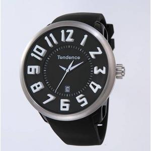 TENDENCE(テンデンス) 腕時計 T0430040 シルバー - 拡大画像