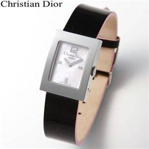 【訳あり・在庫処分】Christian Dior(クリスチャンディオール) マリス ブラック 052110A065 - 拡大画像