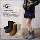 海外セレブも注目!シープスキンブーツブランド「UGG」のブーツ(黒・7インチ) 写真3