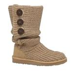 【UGG(アグ) AUSTRARIA】 ブーツ Classic Cardy Boots/OATMEAL★US7