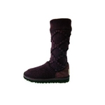 【UGG(アグ) AUSTRARIA】 ブーツ Classic Argyl Knit Boots/FIG★US6