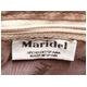 【正規品】Bolsos maridel(ボルソス マリデル) レザーショルダーバッグ 5480(BLACK) 写真2