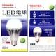 TOSHIBA(東芝) LED電球(60W相当) E-CORE(イー・コア)【昼白色相当】