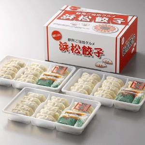 ご当地グルメ!浜松餃子学会認定「浜松餃子」45個入