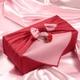 【2010年母の日予約開始】草加煎餅DEお母さんありがとう・一輪のバラの花付 写真6