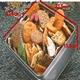 【訳あり】草加・おまかせ割れせんべい(煎餅) 1000g缶 - 縮小画像2