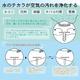 more+ life design アロマ空気清浄器 KURIA-クウリア MCE-3412 写真2