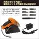 軽量コンパクトサイズ【電動ドライバーセット 3.6V】 - 縮小画像4