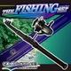 さあ、釣りに出かけよう!【フィッシングセット】MCZ-5163 - 縮小画像1