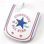CONVERSE(コンバース) オールスター ヒップポケット レザーウォレット ホワイト