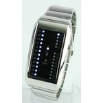 Godier LEDグラフウォッチ Cタイプ ホワイト 画像1