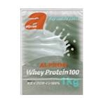 ホエイプロテイン100%『アルプロンPプロテイン』1kg ストロベリー味 画像1