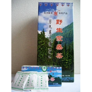 野生蒙桑茶 10箱セット(ティーパック入り) - 拡大画像