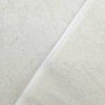 オーガニックコットン フェイスタオル 10枚組 ホワイト