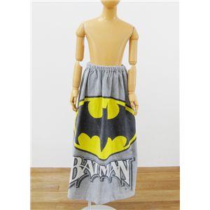 ワーナーブラザース バットマン ダークナイト 80cm丈ラップタオル