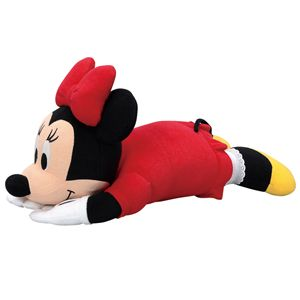 ディズニー ミニーマウス フレンドミニー お昼寝枕 - 拡大画像