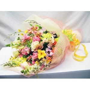 母への贈り物 生花 花束 5000円相当