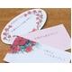 【母の日限定ギフト】人気のバラをかわいくアレンジ♪ローズハート♪母の日限定価格メーッセージカード付き♪ 写真4