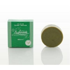無添加石けんAgleamアグリーム・緑茶
