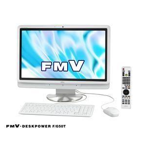 FUJITU(富士通) FMV-DGSKPOWGR F/G50T(スノーホワイト)