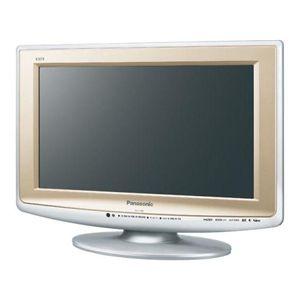 PANASONIC(パナソニック) VIERA(ビエラ) 17V型ハイビジョン液晶テレビ メタルブラック THL17R1K