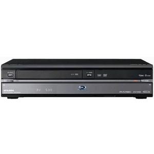 MITSUBISHI(三菱)REAL(リアル)デジタルハイビジョンチューナー搭載VHS一体型ブルーレイディスクレコーダー HDD320GB DVR-BV530