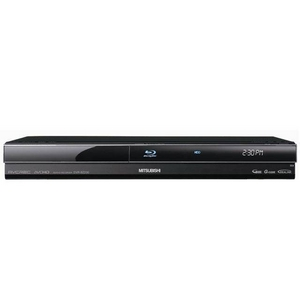 MITSUBISHI(三菱)REAL(リアル)デジタルハイビジョンチューナー搭載ブルーレイディスクレコーダー HDD500GB DVR-BZ230