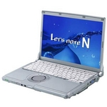 Panasonic(パナソニック)Let's note(レッツノート)N8シリーズ CF-N8HYCADR