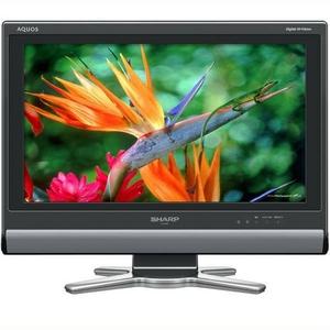 SHARP(シャープ) AQUOS(アクオス) 20V型デジタルハイビジョン液晶テレビ ブラック系 LC-20D 50-B