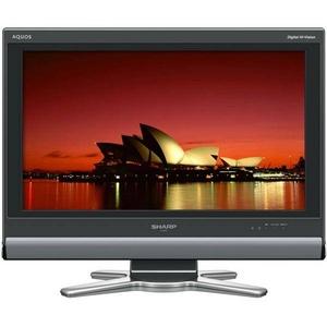 SHARP(シャープ) AQUOS(アクオス) 26V型デジタルハイビジョン液晶テレビ LC-26D50-B ブラック