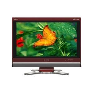 SHARP(シャープ) AQUOS(アクオス) 26V型デジタルハイビジョン液晶テレビ LC-26D50-R レッド