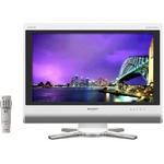 SHARP(シャープ) AQUOS(アクオス) 26V型デジタルハイビジョン液晶テレビ LC-26D50-W ホワイト