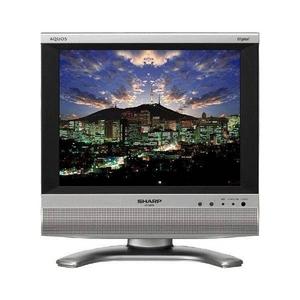 SHARP (シャープ) AQUOS 13型 地上・BS・110度CSデジタル 液晶テレビ LC-13SX7