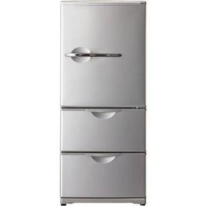 SANYO  255L 3ドア ノンフロン冷蔵庫 SR-261R-S
