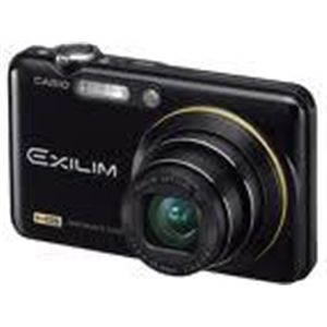CASIO(カシオ) デジタルカメラ EXILIM EX-FC150-BK ブラック
