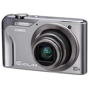 CASIO(カシオ) デジタルカメラ EXILIM EX-H10-SR シルバー